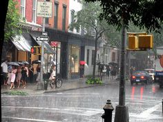 Bleecker Street, Greenwich Village, New York