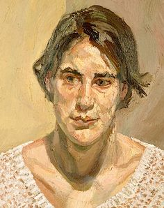 Lucian Freud-Head of Esther