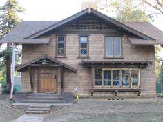 Jennie A Reeve House