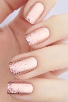 Nail art is a very popular trend these days and every woman you meet seems to have beautiful nails. It used to be that women would just go get a manicure or pedicure to get their nails trimmed and shaped with just a few coats of plain nail polish. Bridal Nails Designs, Wedding Nails Design, Nail Art Designs, Wedding Pedicure, Bridal Nail Art, Wedding Designs, Sparkly Nail Designs, Latest Nail Designs, Elegant Nail Designs