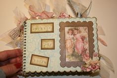 Shabby Beautiful Scrapbooking: July 2012