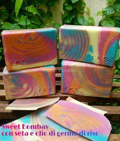 Eklektika sapo on Facebook! My soaps! #soap #diy #soap_color #soap_CP #soap_swirl #handemadesoap #cp_soap
