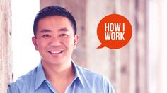 """""""Habitual procrastination, over time, has become a tool for me to sort out the things that actually matter."""" - I'm Ken Lin, CEO of Credit Karma, and This Is How I Work"""