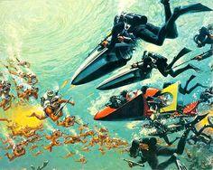 """Thunderball"" (1965);  by Frank McCarthy"