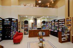 Classic pharmacy in komotini by Artico