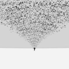 Minimalist Surreal Photography-7