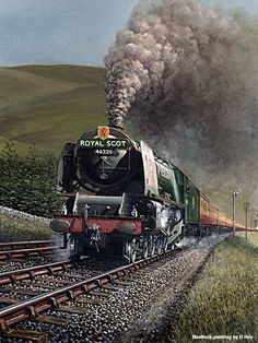 steam trains british in paintings - David Heys steam diesel photo collection - 24 - BR SCOTTISH REGION (ScR) www.davidheyscollection.com Visiting the fabulous NMSI Collection online makes a refreshing change from so many other websites...a visit is highly recommended