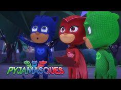 Pyjamasques - Bibou et le Ballon-Lune (épisode complet) - YouTube