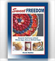 Love this book!! Switching to no refined sugar has already helped my figure in three weeks in a way that running, Zumba and Yoga hasn't in 1 1/2 years.  With this book I still get to have yummy desserts!!