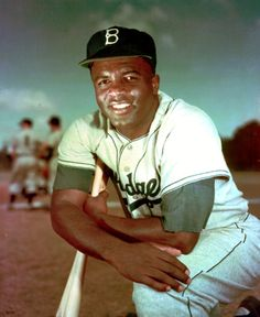 Jackie Robinson took the field on April 15, 1947 wearing a Brooklyn Dodger's uniform and broke through baseball's color line that had relegated African American players to the segregated Negro Leagues.