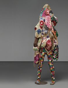 Nick Cave, Soundsuit_NC09.073, 2009, Phillips 20th Century and Contemporary Art Day Sale (June 2016)