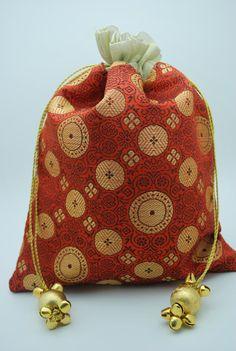 Indian Sari Fabric Tassel Bollywood Party Bags by JaipurBazaar, $2.99 #RT #teamdream