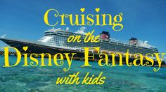 Everything you have ever wanted to know about a Disney cruise vacation. See my ultimate guide to cruising on the Disney Fantasy with kids.