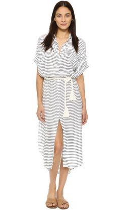Faithfull thhe Brand remains true to its name once again with this classic, beautiful shirtdress.