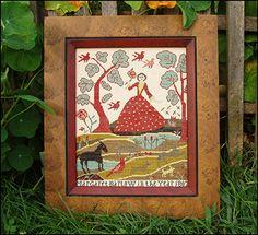 Carriage House Samplings » Garden Glade