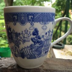 Calamityware Mugs: Things Could Be Worse (Set of 4). I just inherited a large set of BW dishware from my father's estate, and, while keeping them in the family is a bittersweet concept, adding these to the collection definitely helps me think my dad would appreciate the quirkyness I'm adding to his collection!