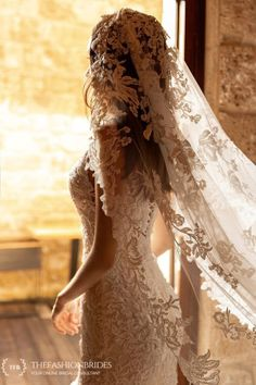 Ida Torez 2020 Fall Bridal Collection – The FashionBrides New Wedding Dresses, Wedding Suits, Designer Wedding Dresses, Boho Wedding, Dream Wedding, Dress Collection, Bridal Collection, Sexy Gown, Lace Silk