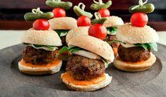 Mini #Meatball Sliders!