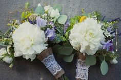 Awesome! - bridesmaids bouquets with burlap //  mo hines photography | CHECK OUT MORE IDEAS AT WEDDINGPINS.NET | #weddings #rustic #rusticwedding #rusticweddings #weddingplanning #coolideas #events #forweddings #vintage #romance #beauty #planners #weddingdecor #vintagewedding #eventplanners #weddingornaments #weddingcake #brides #grooms #weddinginvitations