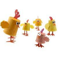 Dixie Chickens - Kids Craft