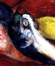 Song of Songs  Marc Chagall 1960