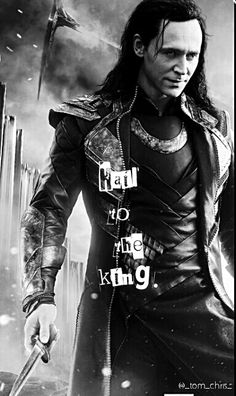 Loki and avenged sevenfold.... My fangirl heaven.