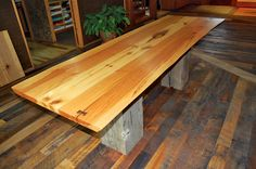 Timber Frame Furniture | New Energy Works