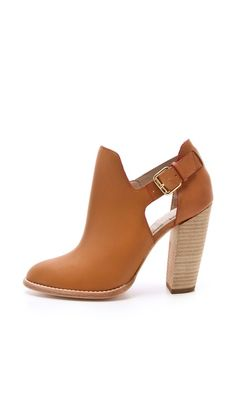 the things i would do for these shoes - Elizabeth and James Suri Cutout Booties
