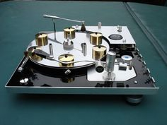 Mythical Turntable J. A. Michell with his original pivot  arm!
