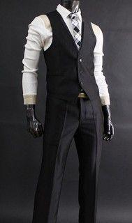 SLS Distributors Men's Boutique, LLC - Sleek Suit Vest Add-On, $58.89 (http://www.slsdistributors.com/formal-gear/sleek-suit-vest-add-on/)