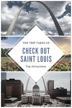 St. Louis' skyline is punctuated by its iconic Gateway Arch. You won't want to miss this great Midwestern destination! We walk you through a visit to the Gateway Arch (and other top sights in STL so you are prepared for your visit.  #SaintLouis #Missouri #STL #usdestinations #us #destinations #top #us #destinations Usa Travel Guide, Travel Usa, Travel Tips, Cool Places To Visit, Places To Travel, Us Destinations, Amazing Destinations, Travel Inspiration, Travel Ideas