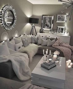 Love this living room inspo! Whats your favourite piece? Comment below! #inspo #living room #chills #interior