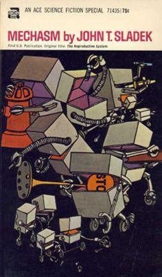 Ace Books - Mechasm - John T. Sladek