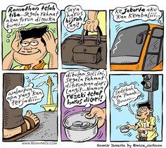 Mice Cartoon Edisi 17 Juni 2015 Komik Jakarta: Musim Pengemis
