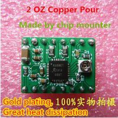 $41.63 (Buy here: https://alitems.com/g/1e8d114494ebda23ff8b16525dc3e8/?i=5&ulp=https%3A%2F%2Fwww.aliexpress.com%2Fitem%2F3-D-printer-accessory-reprap-A4988-stepper-driver-module-board-copper-layer-70um-top-quality-free%2F32770563646.html ) 3 D printer accessory reprap A4988 stepper driver module board copper layer :70um top quality free shipping for just $41.63