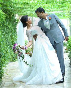 South actress Amala Paul marries filmmaker Vijay #Style #Mollywood #Kollywood #Fashion #Beauty