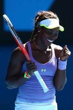 Sloane Stephens #ausopen #AO13 #tenis #tennis @JugamosTenis