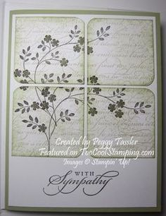wreath from Stampin Up Nellie the Nest Lady - Google Search