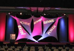 corporate events stage design - Szukaj w Google                                                                                                                                                                                 More