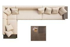 11 Awesome sofa top view clipart