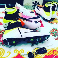 Cool Cleats!