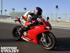 2012 Ducati 1199 Panigale | First Ride | Motorcyclist Magazine