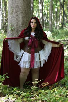 Plus Size Halloween Lookbook 4                                                                                                                                                      More