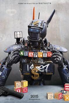 Робот по имени Чаппи (Chappie)