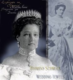 Imperial Wedding Gifts to the Archduchess Maria Anna of Austria, #fringetiara #diadem #jewels #diamonds #bridal #jewelry #historictiaras #history