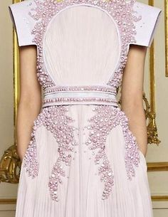 Riccardo Tisci || Givenchy SS 2011 || inspired by Japanese armor