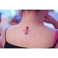 En images 20 id es de tatouage minimaliste polices d 39 criture et photos - Les plus beaux tatouages au monde ...