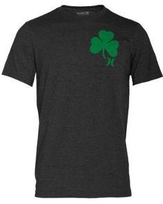 Hurley - Mens O&O T-Shirt, Size: Medium, Color: Heather Black Hurley. $24.95