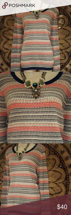 Beautiful Tommy Hilfiger sweater Brand new comfortable and has stretch Tommy Hilfiger Sweaters