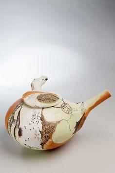Shannon Garson, Rockpool Teapot, 2012